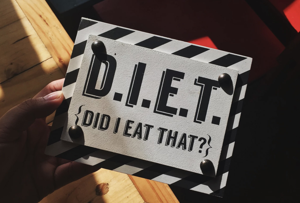 What is a diet? Is there THE diet? Why not implement better eating behaviors and habits - and simply call it eating?
