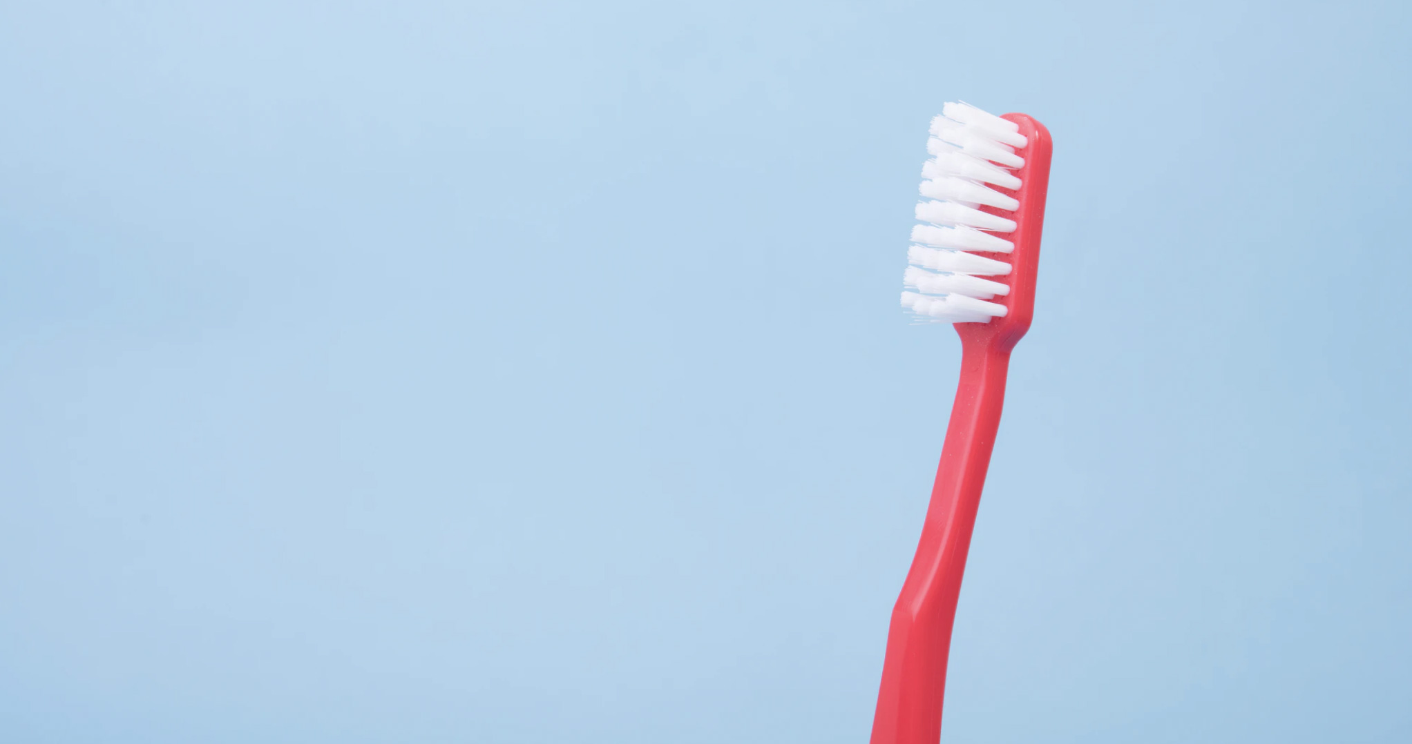 A toothbrush to depict the daily activities that you do mindlessly